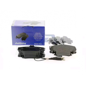 AISIN Bremsbelagsatz, Scheibenbremse 7701201774 für RENAULT, PEUGEOT, DACIA, LADA, SANTANA bestellen