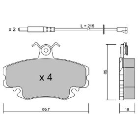 TWINGO II (CN0_) AISIN Hydrostößel BPRE-1004