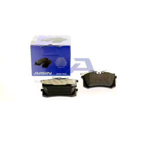 AISIN Bremsbelagsatz, Scheibenbremse 7701206784 für VW, AUDI, FORD, RENAULT, PEUGEOT bestellen