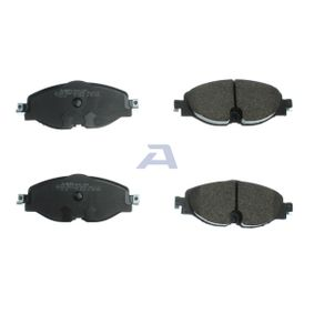 AISIN Kit de plaquettes de frein, frein à disque 8V0698151D pour VOLKSWAGEN, AUDI, SEAT, SKODA acheter