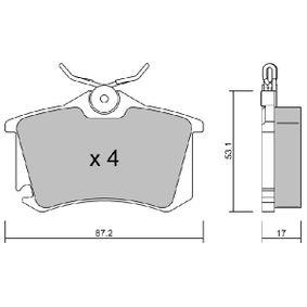 Golf V Хечбек (1K1) AISIN Ремъчен обтегач, зъбен ремък BPVW-2008