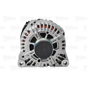 Generator VALEO Art.No - 437471 OEM: 9646321780 für FIAT, PEUGEOT, CITROЁN, SUZUKI, ALFA ROMEO kaufen
