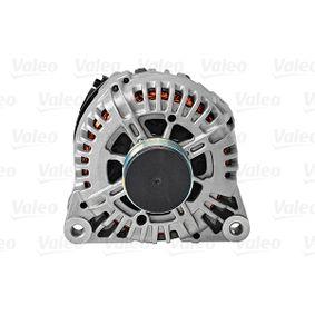 VALEO Generator 96463218 für PEUGEOT, CITROЁN, SUZUKI, TVR bestellen
