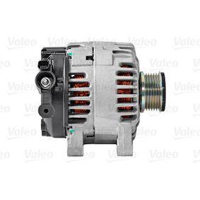 VALEO 437471 Generator OEM - 9646321780 ALFA ROMEO, CITROËN, FIAT, LANCIA, PEUGEOT, SUZUKI, CITROËN/PEUGEOT, INA, CITROËN (DF-PSA), LUCAS ENGINE DRIVE, NPS, AS-PL günstig