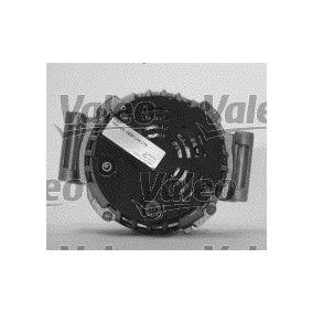 VALEO Alternator 437534 for MERCEDES-BENZ VITO 110 CDI 2.2 (638.094) 102 PS buy