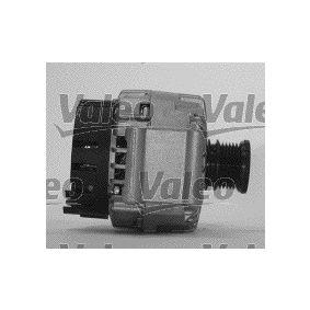 MERCEDES-BENZ VITO 110 CDI 2.2 (638.094) 102 PS year of manufacture 03.1999 - Alternator (437534) VALEO Online Shop