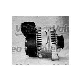 AUDI 80 (8C, B4) VALEO Generator 437595 bestellen