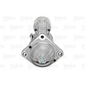 Starter Motor 438151 VALEO