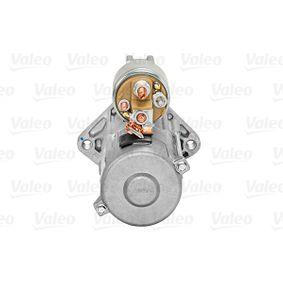 3 Limousine (E46) VALEO Motor Anlasser 438151
