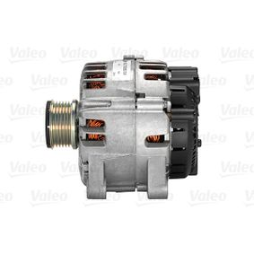 Generator VALEO Art.No - 439674 OEM: 96463218 für PEUGEOT, CITROЁN, SUZUKI, TVR kaufen