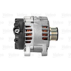 VALEO 439674 Generator OEM - 9646321780 ALFA ROMEO, CITROËN, FIAT, LANCIA, PEUGEOT, SUZUKI, CITROËN/PEUGEOT, INA, CITROËN (DF-PSA), LUCAS ENGINE DRIVE, MOTAQUIP, NPS, AS-PL günstig