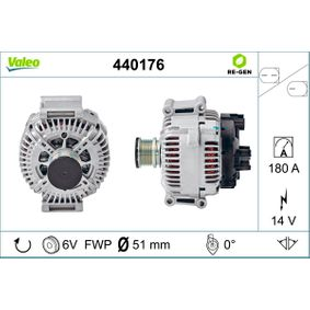 VALEO Generator (440176) niedriger Preis