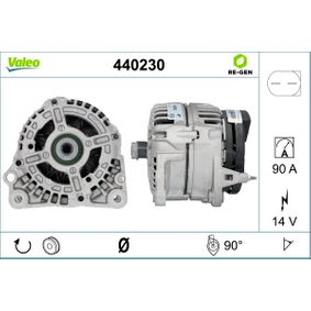 VALEO Alternador (440230) a un precio bajo
