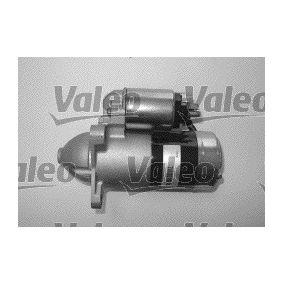 323 P V (BA) VALEO Motor Anlasser 455606