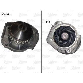 VALEO FIAT PANDA Water pump (506640)