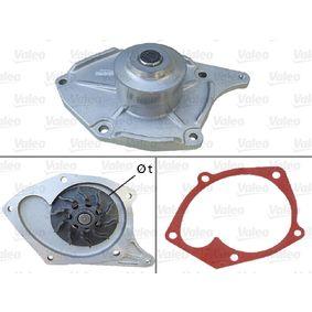 VALEO RENAULT CLIO Wasserpumpe (506674)