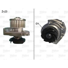 VALEO FIAT PUNTO Water pump (506686)