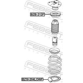 Suspension strut support bearing BZB-212F FEBEST