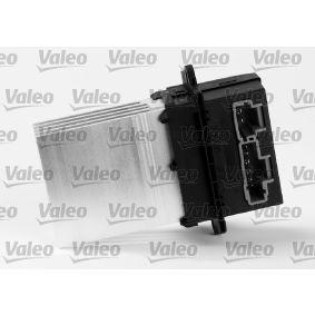 VALEO Bedienelement, Klimaanlage (509355) niedriger Preis