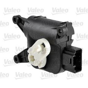 VALEO VW GOLF Регулиращ елемент, смесваща клапа (515064)