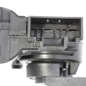 VALEO Регулиращ елемент, смесваща клапа 515065