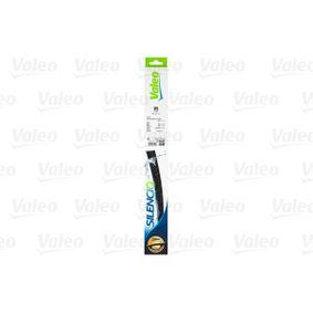 PUNTO (188) VALEO Wiper blade rubber 574246