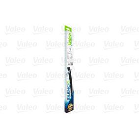 VALEO Wiper blade rubber 574246