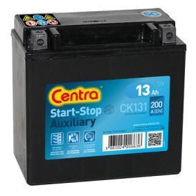 Starterbatterie CENTRA Art.No - CK131 OEM: A0019822708 für MERCEDES-BENZ kaufen