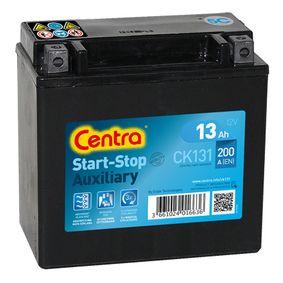 CENTRA Starterbatterie A0019822708 für MERCEDES-BENZ bestellen