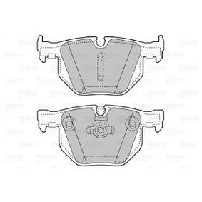 Kofferraum Stoßdämpfer 598754 VALEO