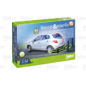 Erweiterungssatz Einparkhilfe, Vorfahrwarnung (632004) von VALEO kaufen