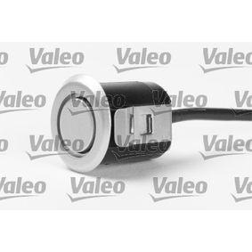 CR-V IV (RM_) VALEO Sensor auxiliar de aparcamiento 632007