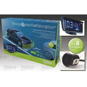 Expansion set for Parking Assistance System with bumper recognition for cars from VALEO - cheap price