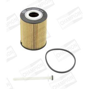 Oil filter CHAMPION (COF100699E) for MAZDA 2 Prices