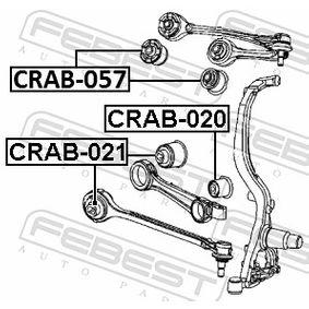 FEBEST Draagarmrubber 4782665AF voor FIAT, ALFA ROMEO, CHRYSLER, JEEP, DODGE koop