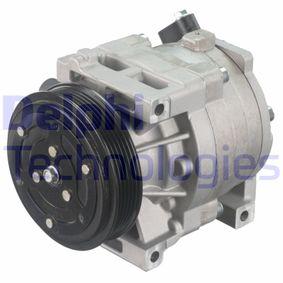 PUNTO (188) DELPHI Ac compressor CS20402
