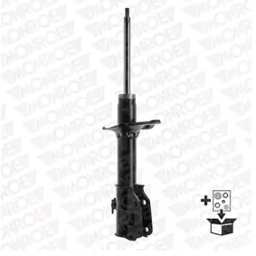Stoßdämpfer MONROE Art.No - D0308 OEM: 48510B4080 für TOYOTA, DACIA, DAIHATSU kaufen
