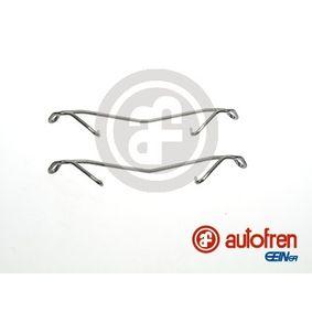 AUTOFREN SEINSA Accessory kit, disc brake pads (D42348A)