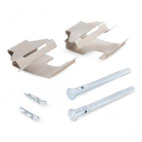 Accessory kit, disc brake pads D42352A AUTOFREN SEINSA