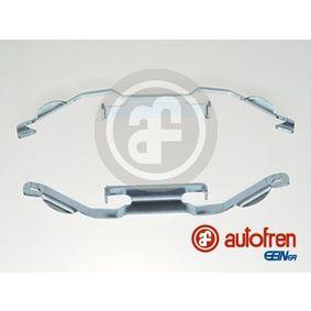 30671546 für VOLVO, Zubehörsatz, Scheibenbremsbelag AUTOFREN SEINSA (D42490A) Online-Shop
