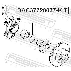 FEBEST Radlagersatz 7701464049 für RENAULT, DACIA, SANTANA, RENAULT TRUCKS bestellen
