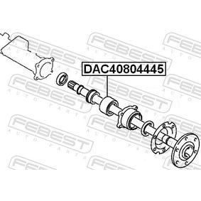 Kit cuscinetto ruota DAC40804445 FEBEST
