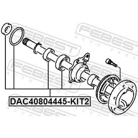 Kit cuscinetto ruota DAC40804445-KIT2 FEBEST