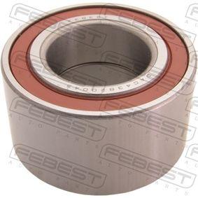 FEBEST Hub bearing DAC43820045