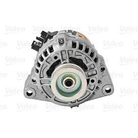 Drehstromgenerator 746006 VALEO