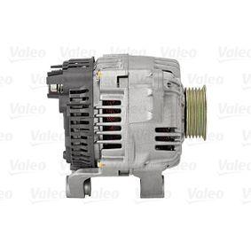 VALEO Lichtmaschine 746016