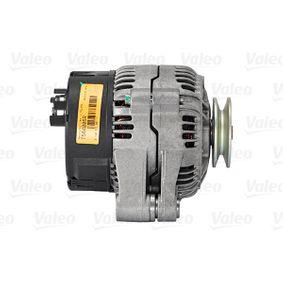 VALEO Lichtmaschine 746031