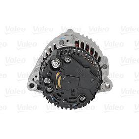 SAXO (S0, S1) VALEO Startergenerator 746041