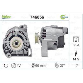VALEO Generator 746056