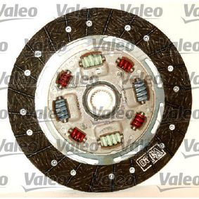 5013616 für FORD, Kupplungssatz VALEO (801204) Online-Shop